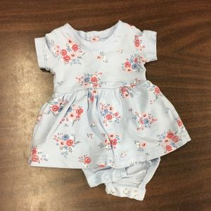Other - Newborn baby girl dress